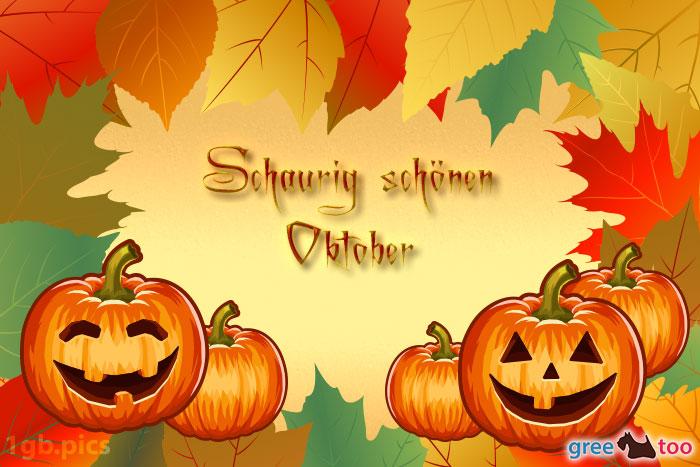 Herbstblaetter Kuerbis Schaurig Schoenen Oktober Bild - 1gb.pics