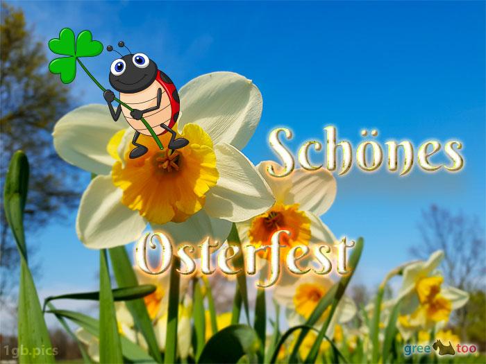 Schoenes Osterfest Bild - 1gb.pics