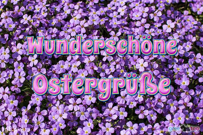 Wunderschoene Ostergruesse Bild - 1gb.pics