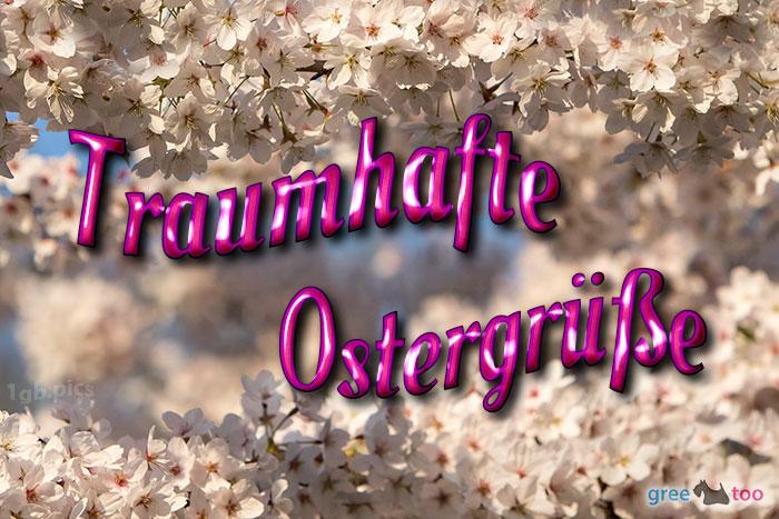 Traumhafte Ostergruesse Bild - 1gb.pics