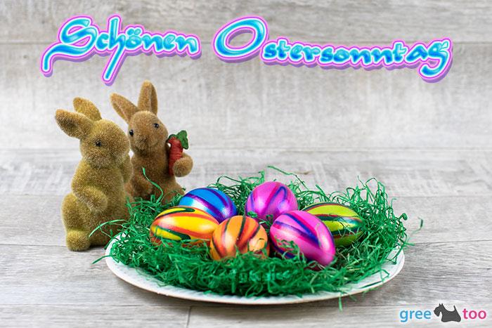Schoenen Ostersonntag Bild - 1gb.pics