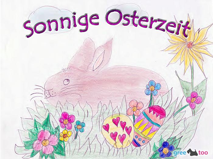 Sonnige Osterzeit Bild - 1gb.pics