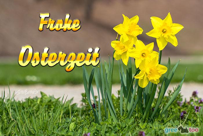 Frohe Osterzeit Bild - 1gb.pics