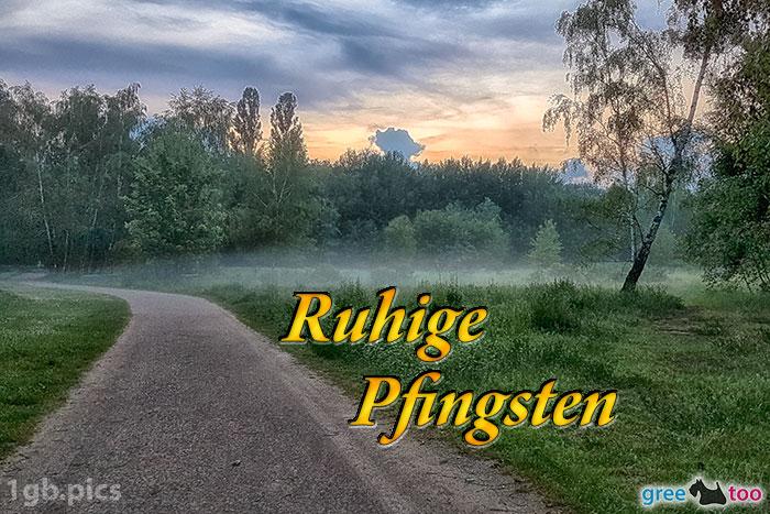 Nebel Ruhige Pfingsten Bild - 1gb.pics