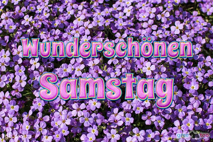 Wunderschoenen Samstag Bild - 1gb.pics