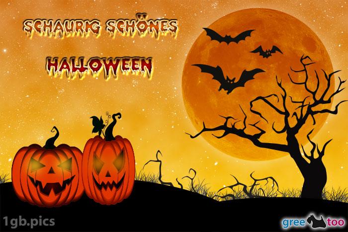 Halloween Schaurig Schoenes Halloween Bild - 1gb.pics