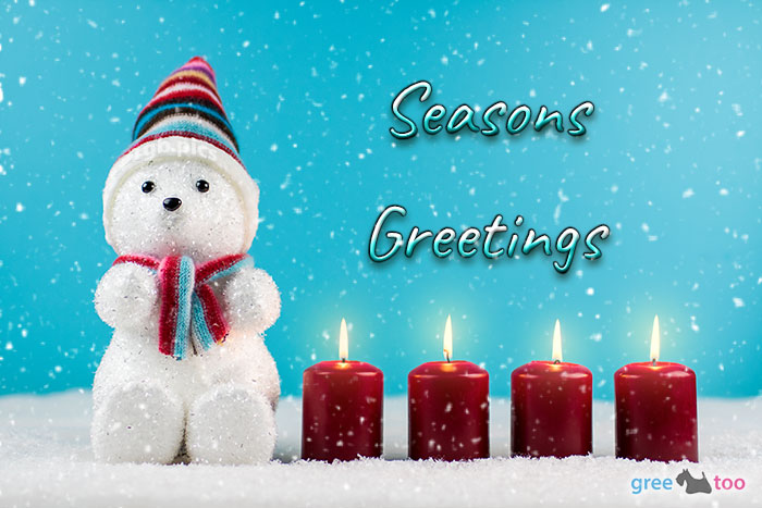 Season's Greetings von 1gbpics.com