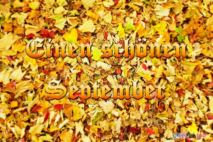 Einen Schoenen September Bild - 1gb.pics