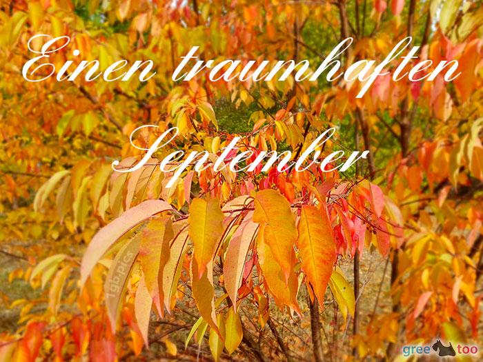Einen Traumhaften September Bild - 1gb.pics