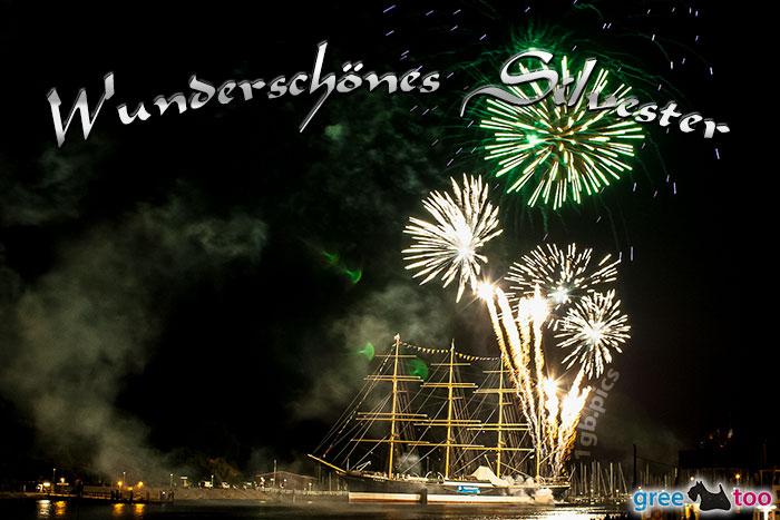 Wunderschoenes Silvester Bild - 1gb.pics