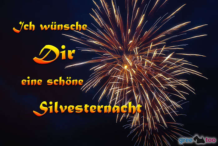 Schoene Silvesternacht Bild - 1gb.pics