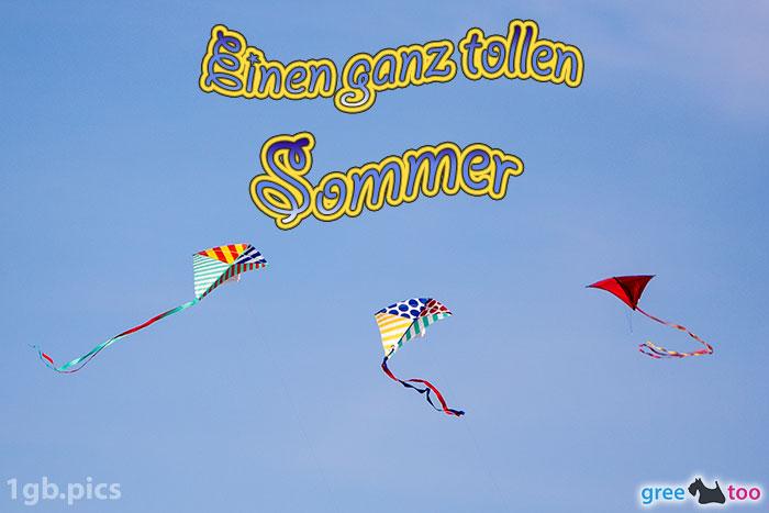 Drachen Einen Ganz Tollen Sommer Bild - 1gb.pics
