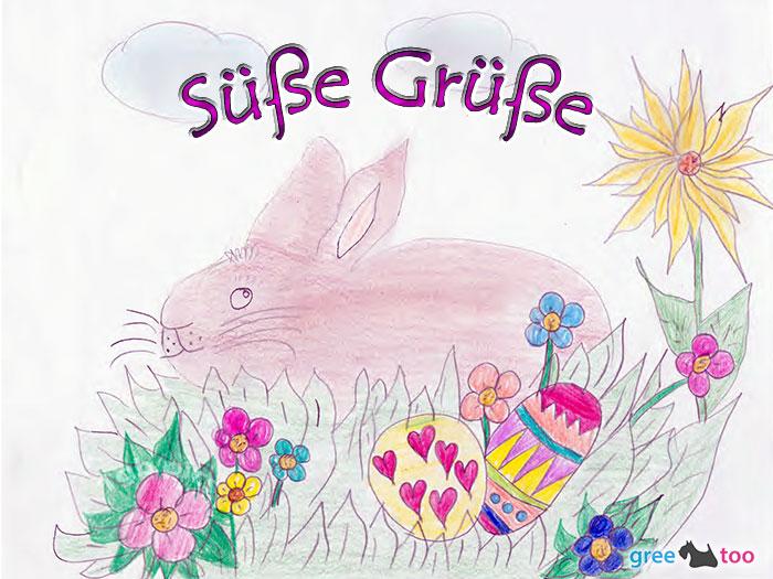 Suesse Gruesse Bild - 1gb.pics