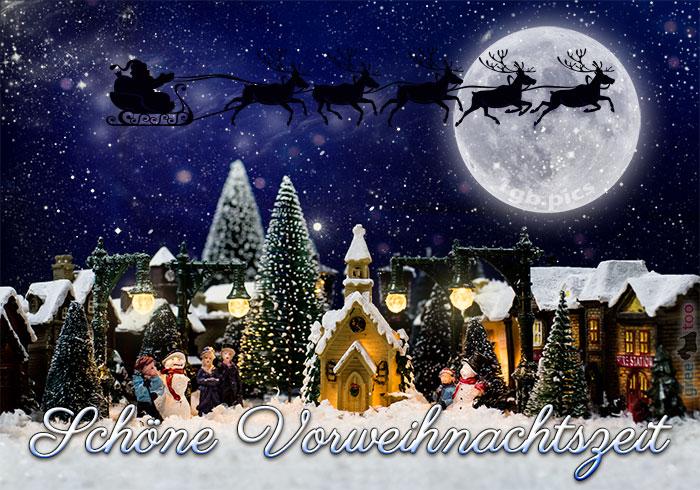 Schoene Vorweihnachtszeit Bild - 1gb.pics