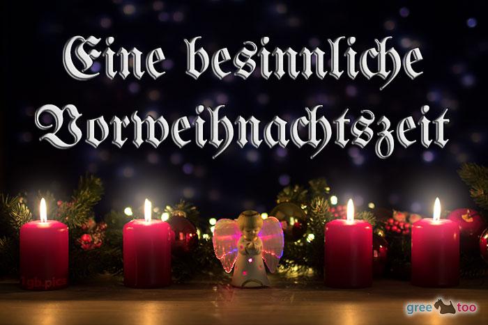 Besinnliche Vorweihnachtszeit Bild - 1gb.pics