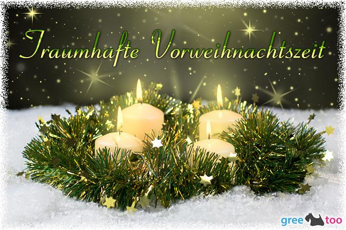 Traumhafte Vorweihnachtszeit Bild - 1gb.pics