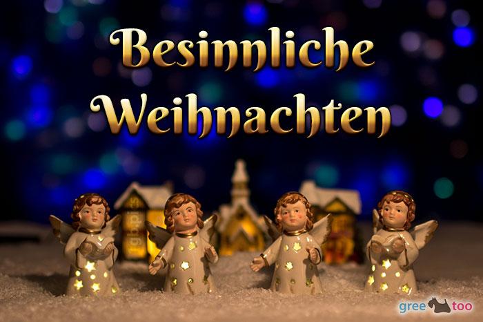 Besinnliche Weihnachten Bild - 1gb.pics