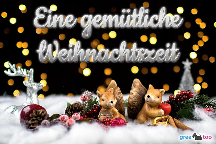 Gemuetliche Weihnachtszeit Bild - 1gb.pics