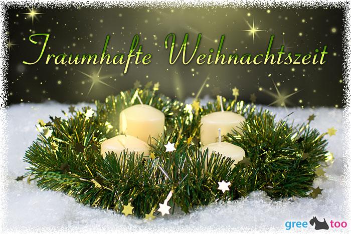 Traumhafte Weihnachtszeit Bild - 1gb.pics