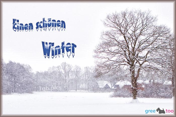 Einen Schoenen Winter Bild - 1gb.pics