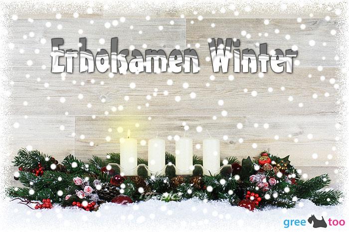 Erholsamen Winter Bild - 1gb.pics