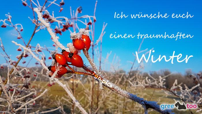Einen Traumhaften Winter Bild - 1gb.pics