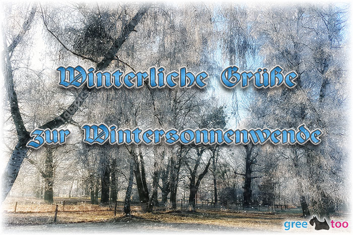 Zur Wintersonnenwende Bild - 1gb.pics