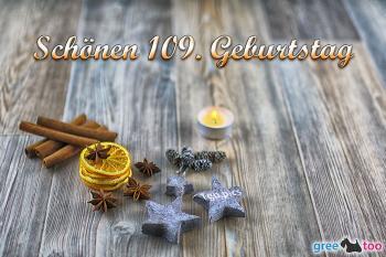 109. Geburtstag Bilder