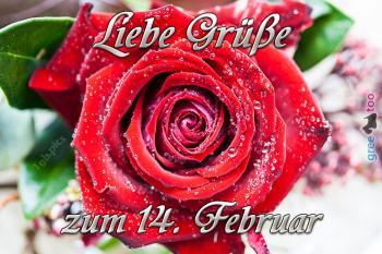 Valentinstag verschicken whatsapp