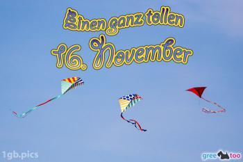 16. November Bilder