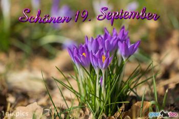 19. September Bilder