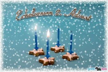 2. Advent Bilder