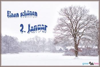 Januar Tagesgrüße Bilder