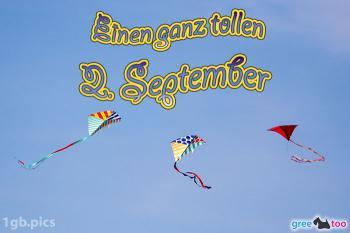 2. September Bilder