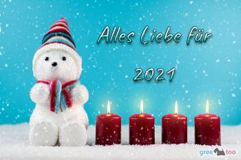 Wintersonnenwende 2021