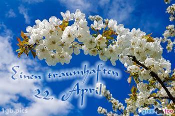 22. April Bilder