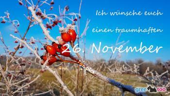 26. November Bilder