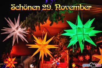 29. November Bilder