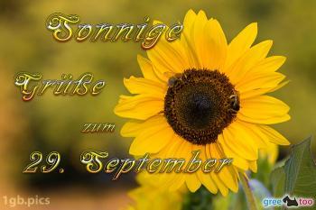 29. September Bilder