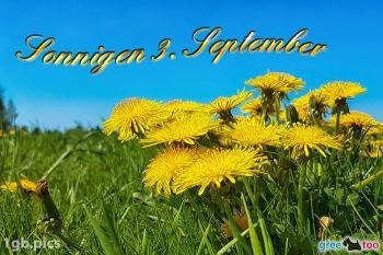 3. September Bilder