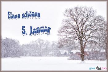 5. Januar Bilder
