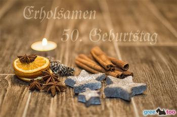 50. Geburtstag Bilder
