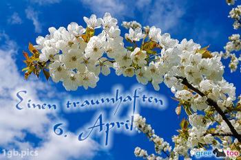 6. April Bilder