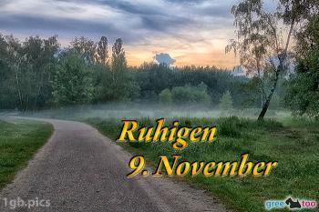 9. November Bilder