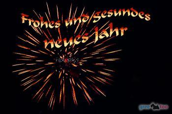 Frohes und gesundes neues Jahr Bilder