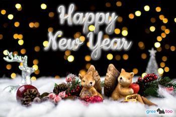 Happy New Year Bilder