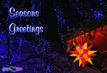 Season's Greetings Bilder